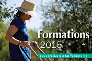 Programme formations 2015