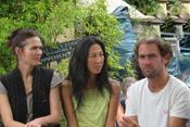 Jardins : Dernière visite des jardins par Érik  - 28 juillet