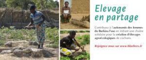 Défi relevé pour le projet « élevage en partage »
