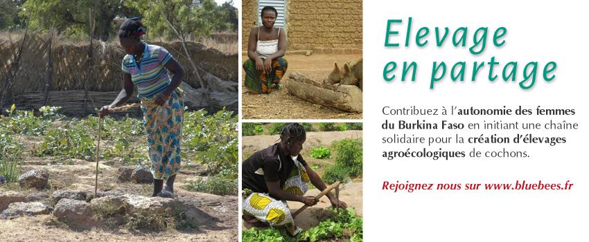 Ensemble, créons une chaîne solidaire d'élevages agroécologiques. Lire la suite...