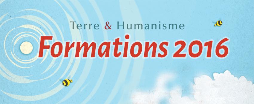 Offrir une formation Terre & Humanisme en cadeau, c'est possible.