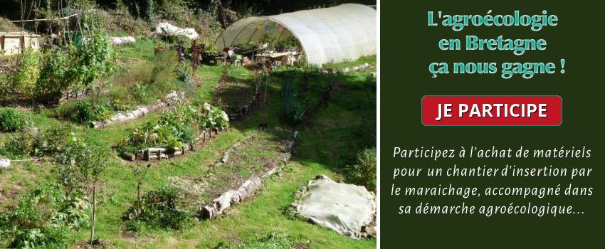 L'agroécologie en Bretagne, ça nous gagne!