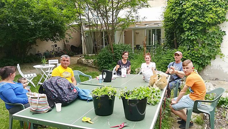 Retour en images sur le jardin Gambetta de Montpellier