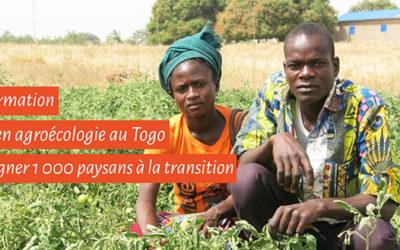 Campagne «Soutenir la transition agroécologique au Togo»
