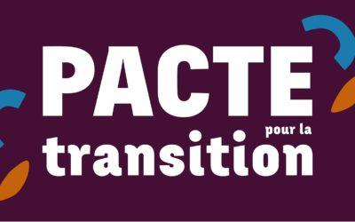 Construire les communes de demain avec le Pacte pour la Transition