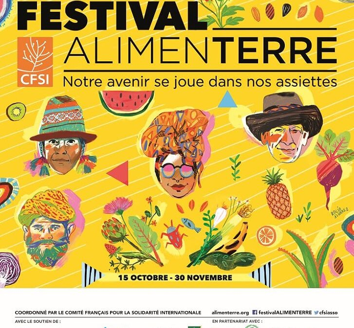Appel à participation festival ALIMENTERRE