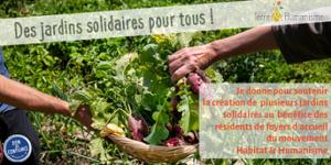 Des jardins solidaires pour tous