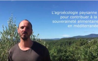 Le 1% pour la planète soutient les animateurs en agroécologie en méditerranée, et vous ?
