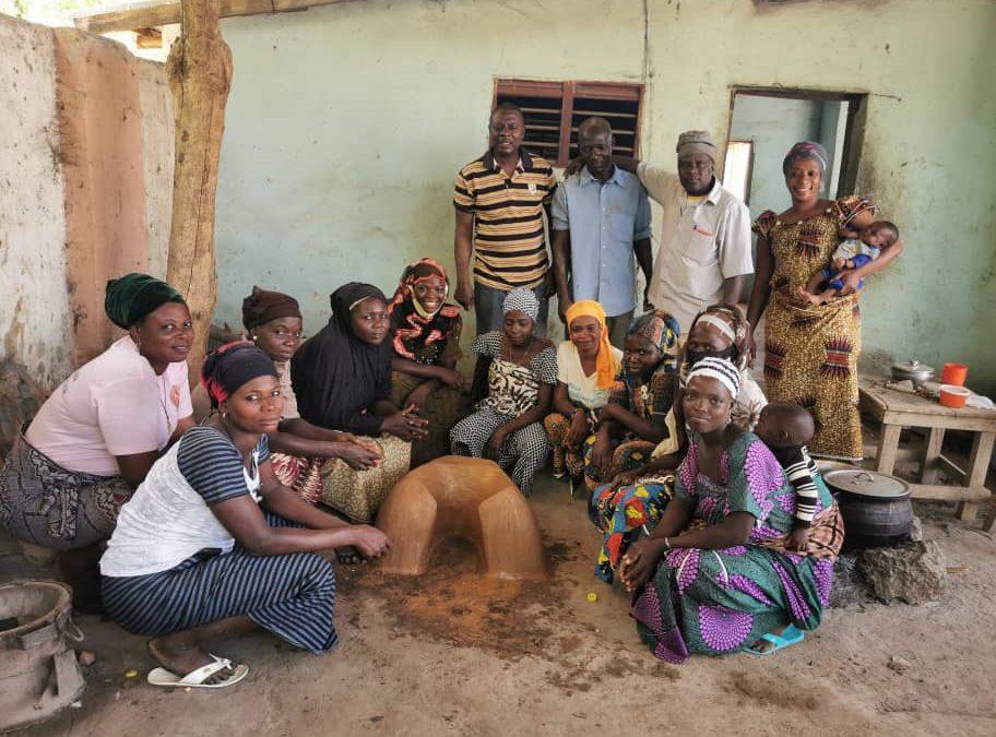 Amélioration des conditions de vie et d'autonomisation des femmes rurales de la Donga – Bénin