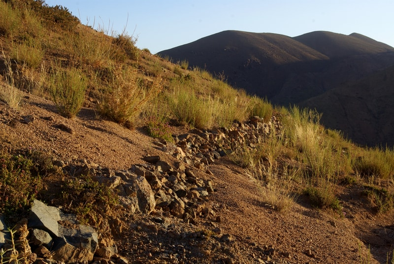 bassin versant siroua